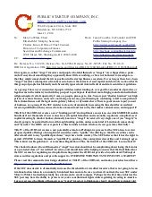 JOBS Act Rulemaking Comments on SEC File Number S7-06-13 Dated June 11, 2014