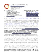 JOBS Act Rulemaking Comments on SEC File Number S7-11-13 Dated March 26, 2014