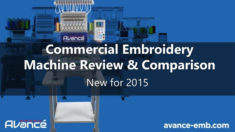 40 Commercial Embroidery Machine Review And Comparison Simple Sewing Embroidery Machine Reviews 2015