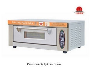 choose best commercial pizza oven