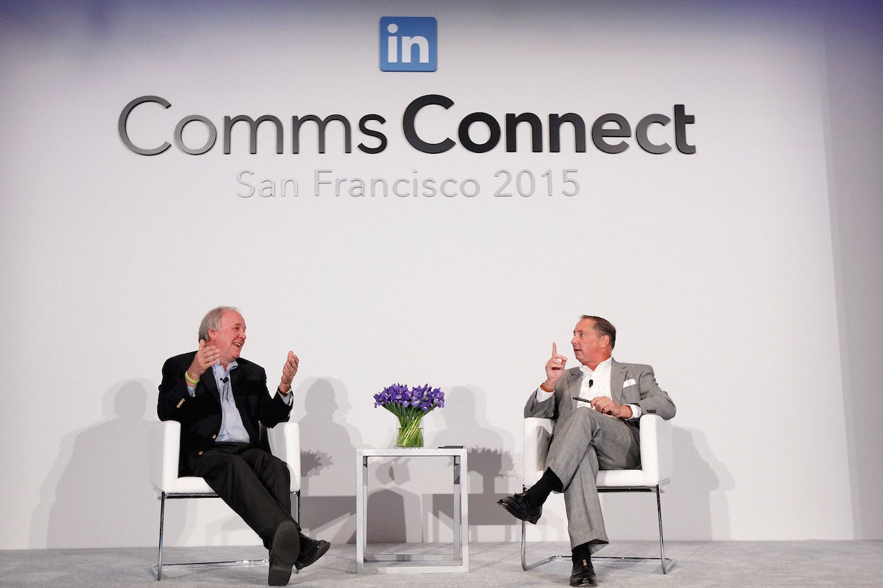 Comms Connect SF 2015: Keep Your Friends Close...