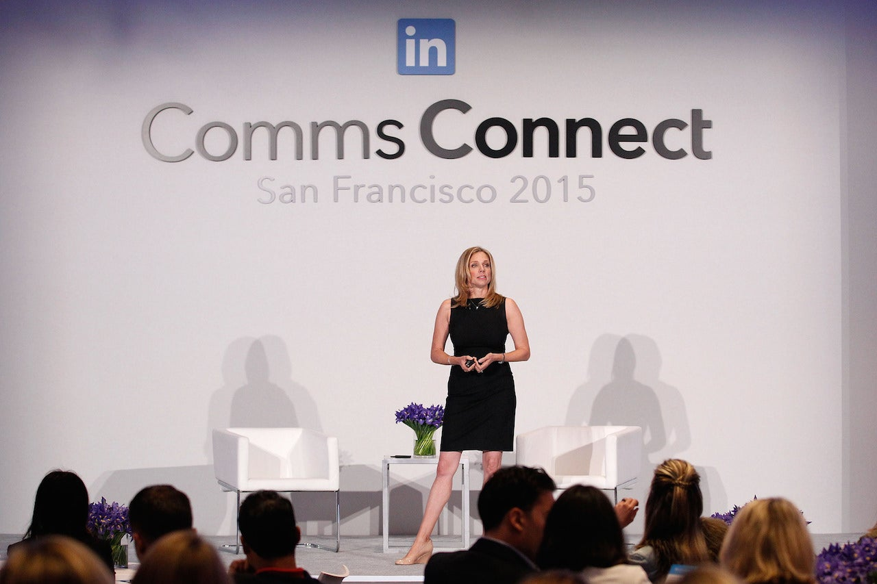 Comms Connect SF 2015: Building and Amplifying Your and Your Company's Narrative on LinkedIn