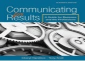 (*EPUB/Book)->Download Communicating for Results: A Guide for Business and the Professions By Cheryl M. Hamilton Full Read Online