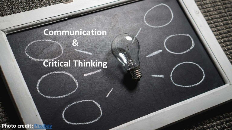 critical thinking topics for discussion