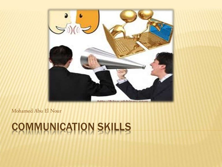 Communication skills and stylesppt – Communication Skills Ppt
