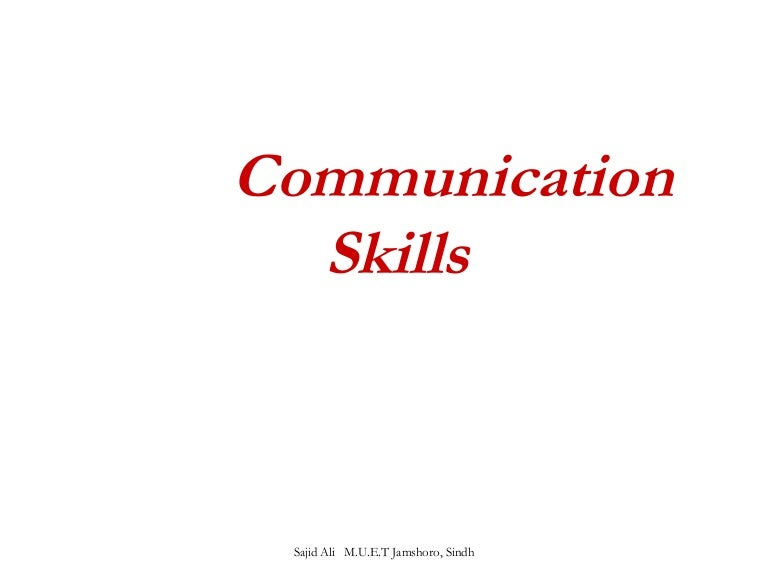 Communication skills ppt – Communication Skills Ppt