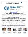 Communique de presse digital rh meeting 2019