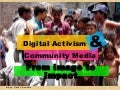 Digital Activism and Community Media: from Image to Impact
