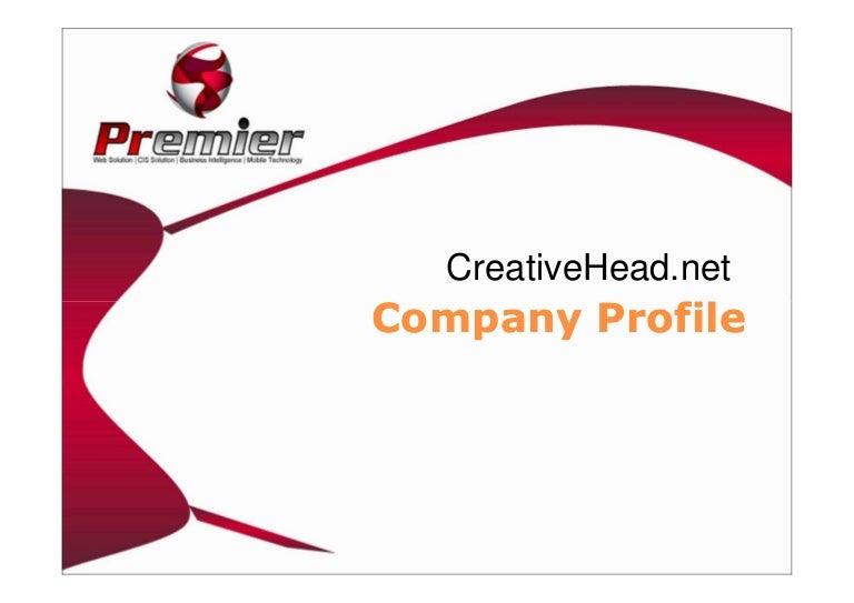 Company Profile Template Doc  Company Profile Template Doc