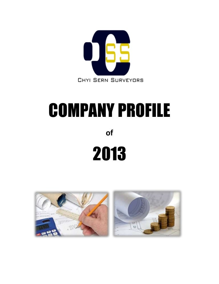 Company profile – Firm Profile Format
