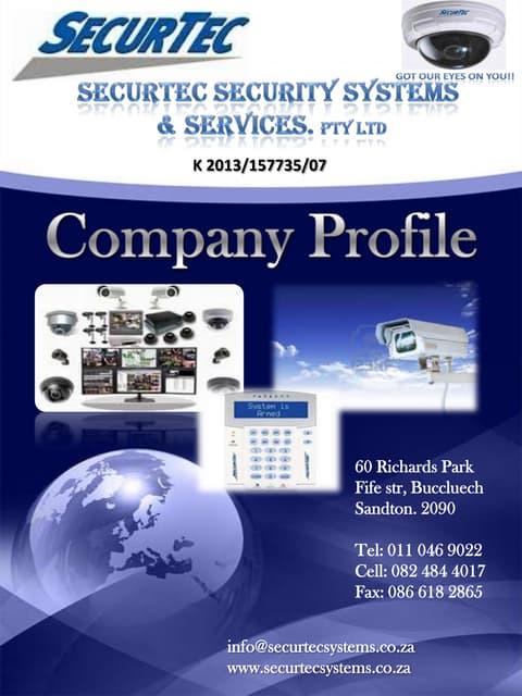 Company Profile - Envision