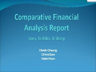 Can someone write an analyst report for me?
