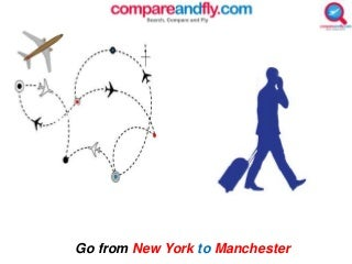 Book Flight to Go New York from Manchester
