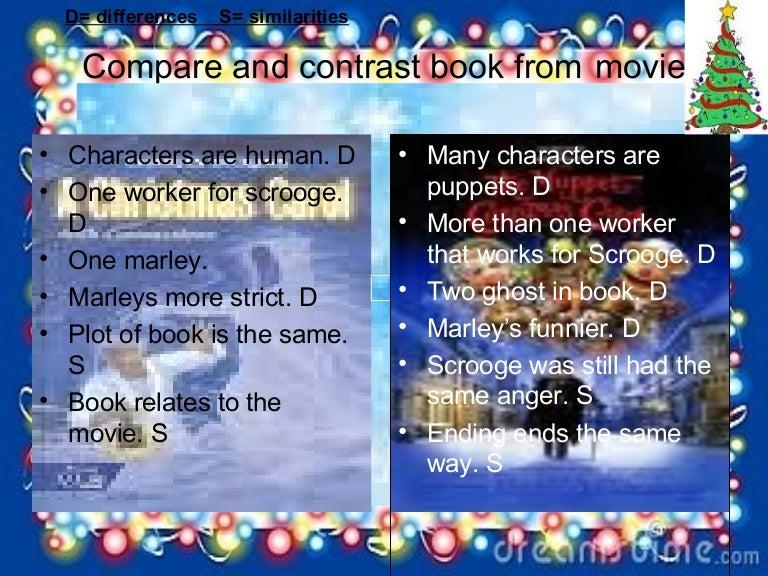 movie comparison essay