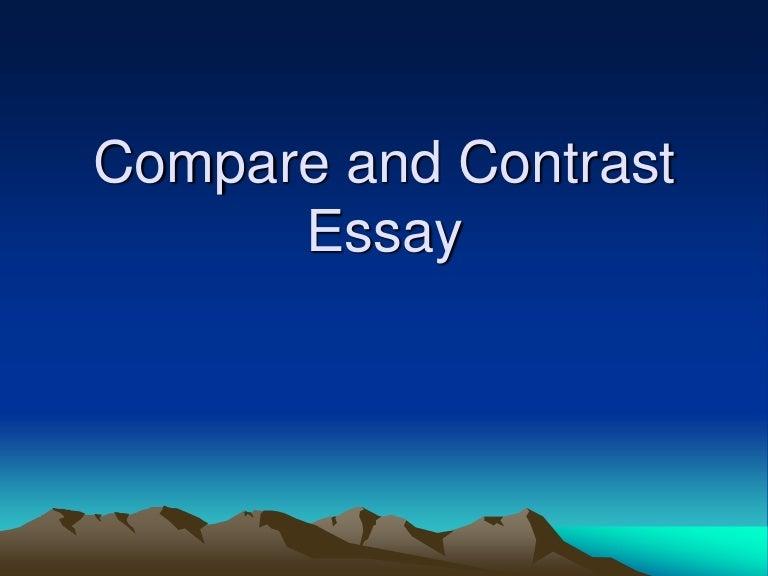 Non formulaic essay
