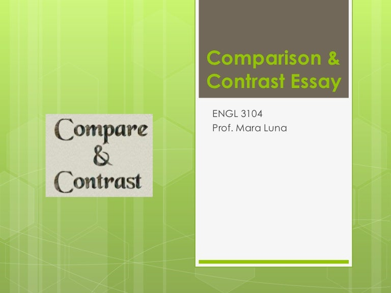 Writing Workshop Writing a Compare Contrast Essay Assignment     compare and contrast essay intro worksheet   Free ESL printable worksheets  made by teachers