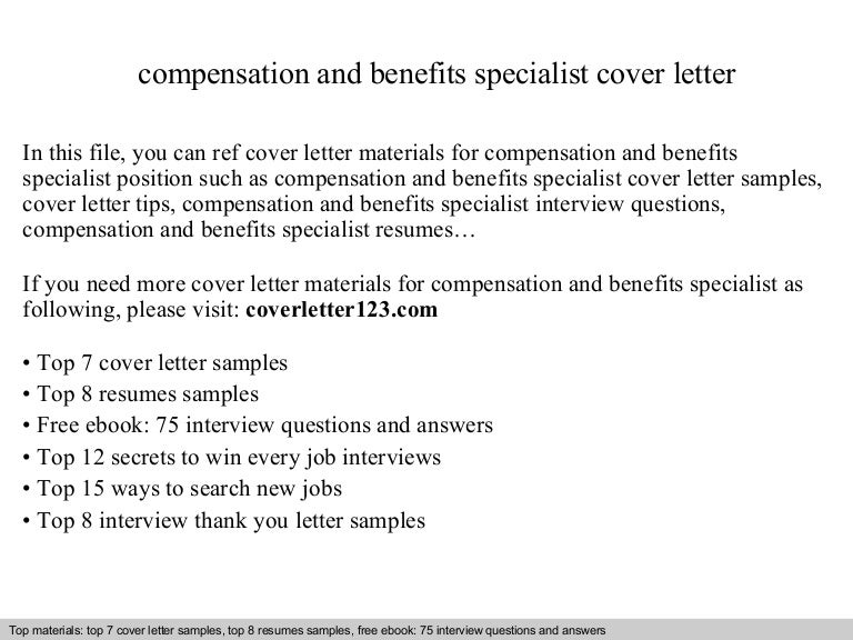 Compensationandbenefitsspecialistcoverletter 140920072058 Phpapp02 Thumbnail 4?cbu003d1411197685