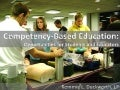 Competency Based Education for Emergency Services