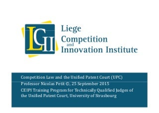 Competition Laws as a Social Institution