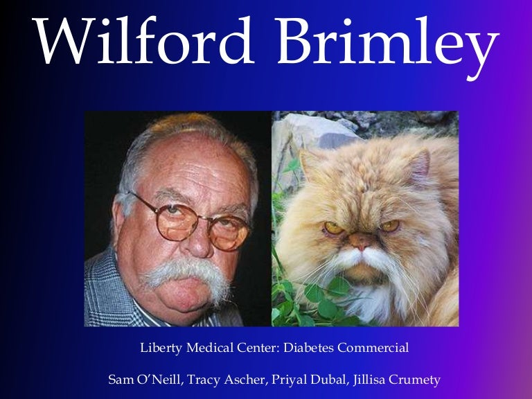 diabetes comercial Wilford Brimley
