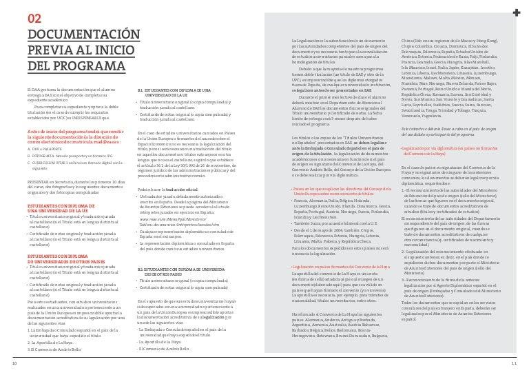 Completa tu Expediente Académico EAE Madrid