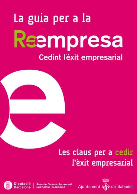 Sabadell - Guia Cedent