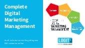 Complete B2B Digital Marketing Management Service by Logit.hr