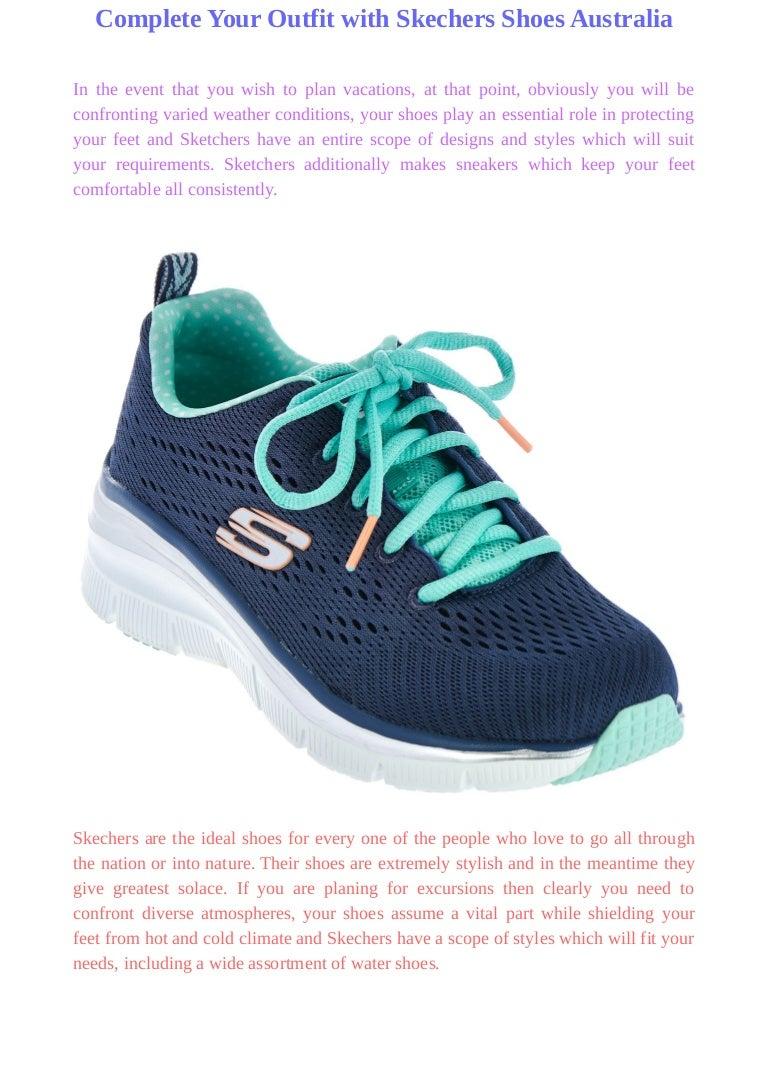 blive billig Kuponkode officiel Complete your outfit with skechers shoes australia