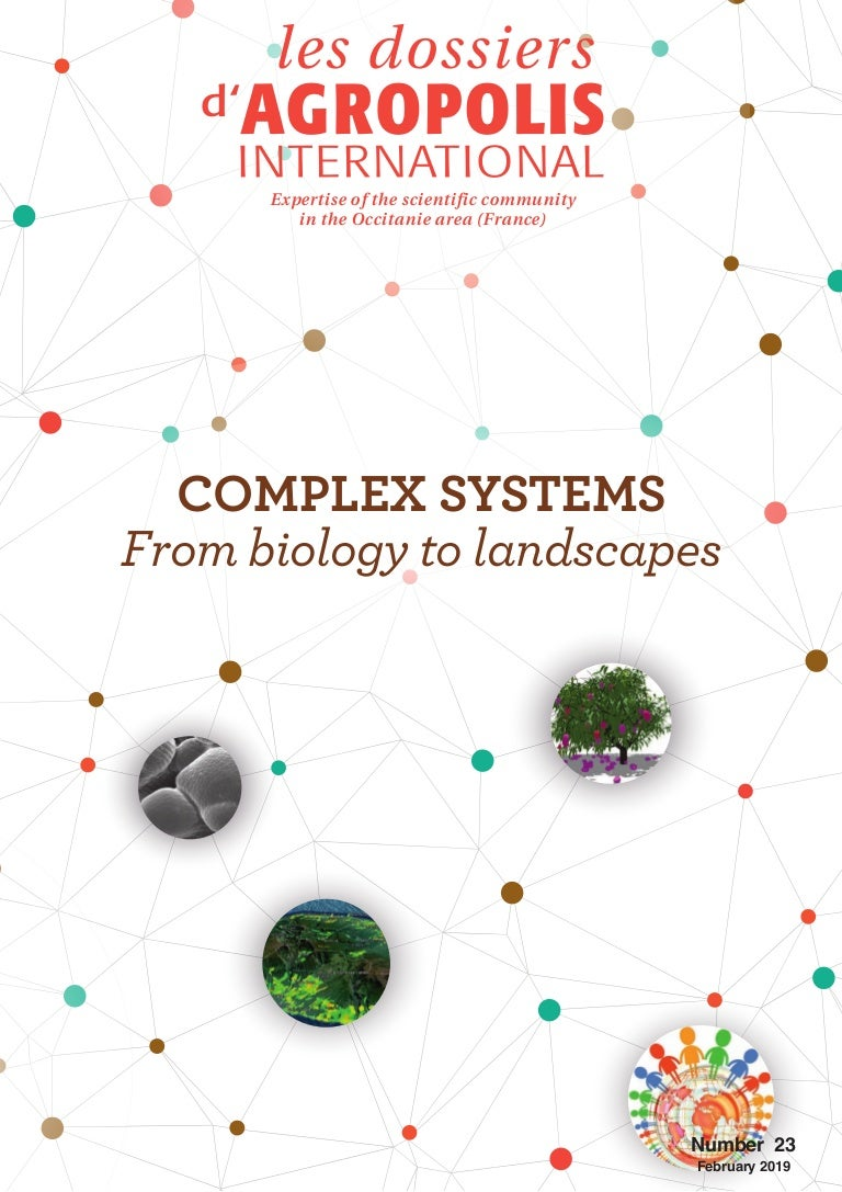 Complex Systems For Biology To Landscapes