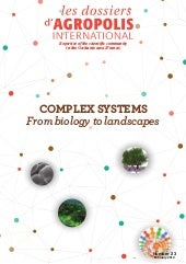 Complex systems - For biology to landscapes