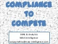 Compliance to Compete