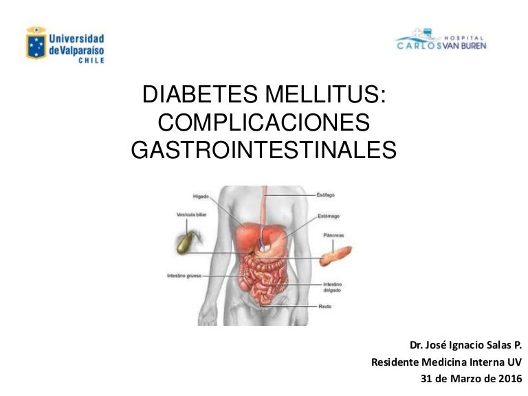 problemas intestinales de diabetes