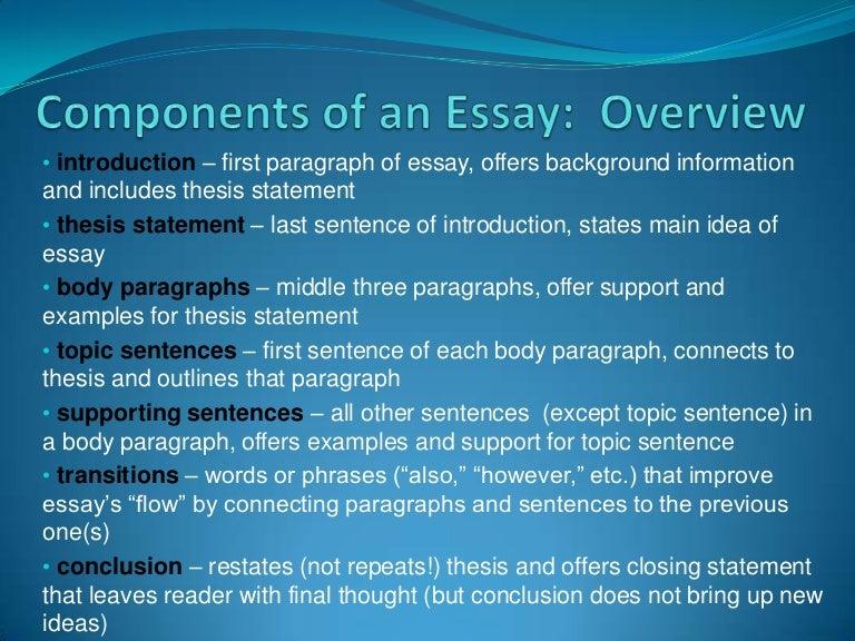 Order a essay