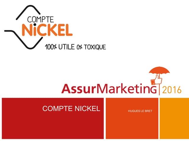 Compte Nickel : Vendra-t-on de l'assurance en bureau de tabac?