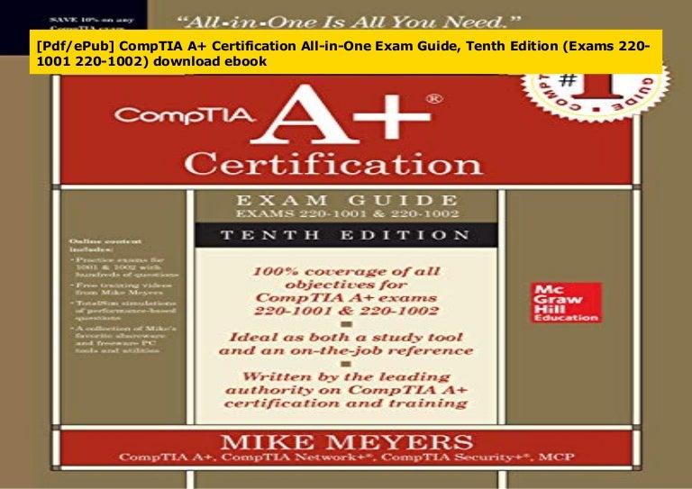 comptia a+ pdf ebook free download