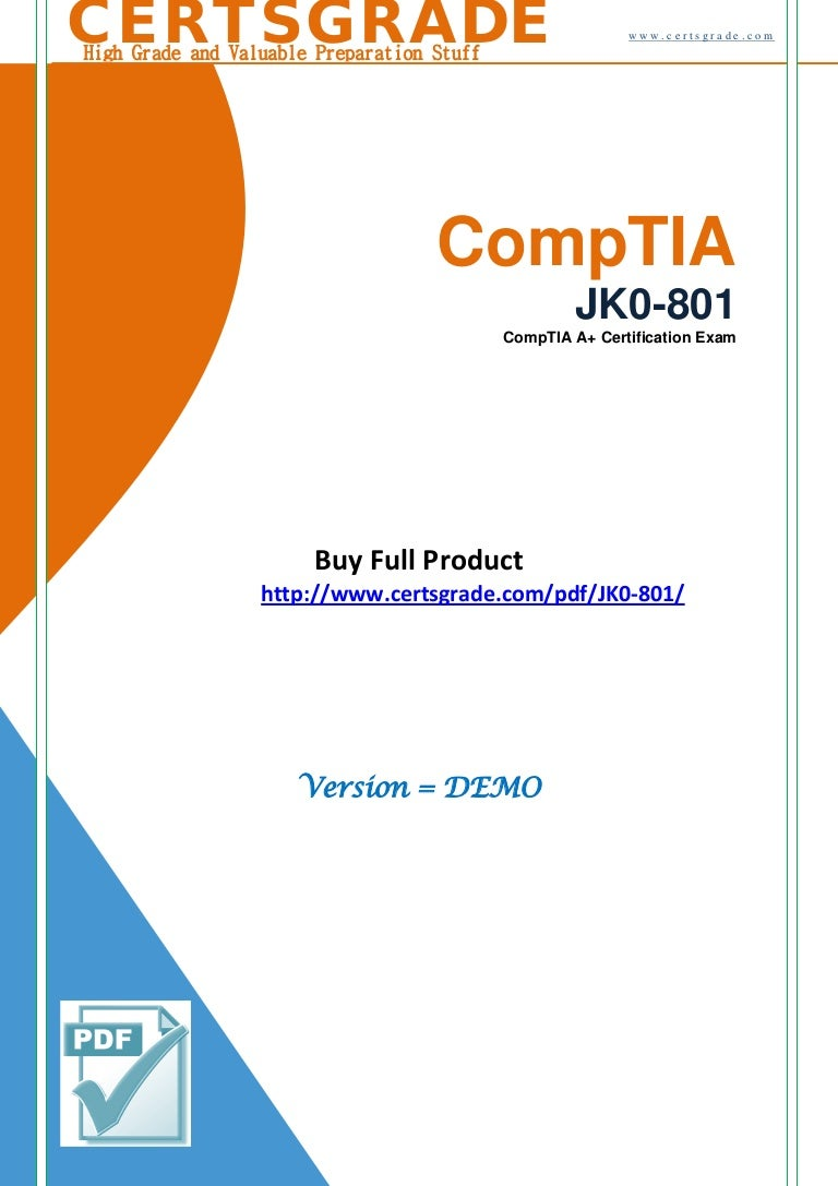 Comptia jk0 801 pdf questions and answers xflitez Choice Image