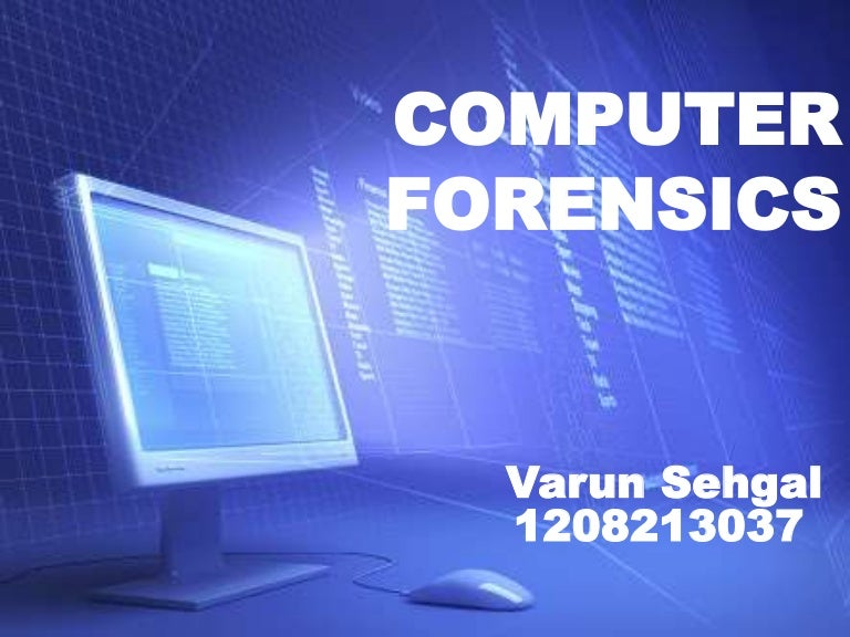 ideas about Computer Forensics on Pinterest   Computers