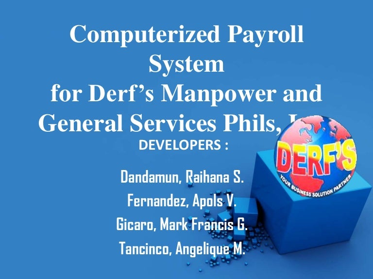 a computerized payroll system Completing our own payroll can be a hassle, and choosing the right payroll accountants in chelmsford, ma can be hard because you're not sure who to trust.