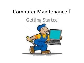 Computer Maintenance | LinkedIn