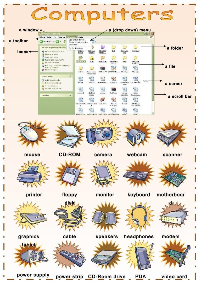 Worksheets Computer Parts Worksheet computer parts worksheet