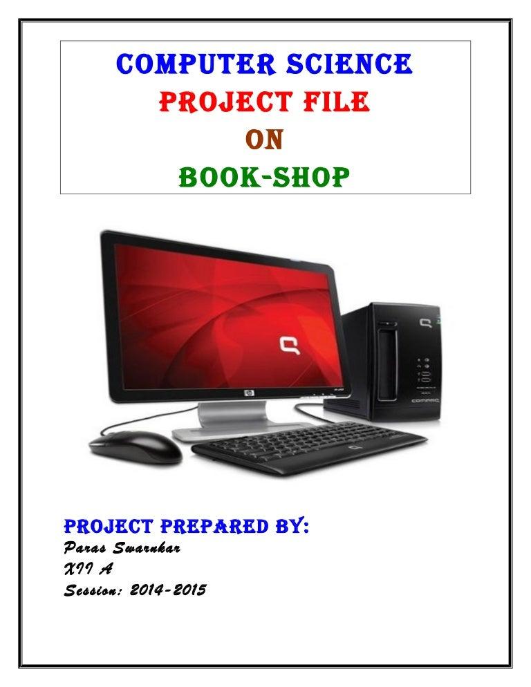 computer project topics for school students
