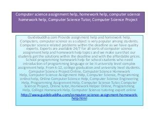 essay scientific research work