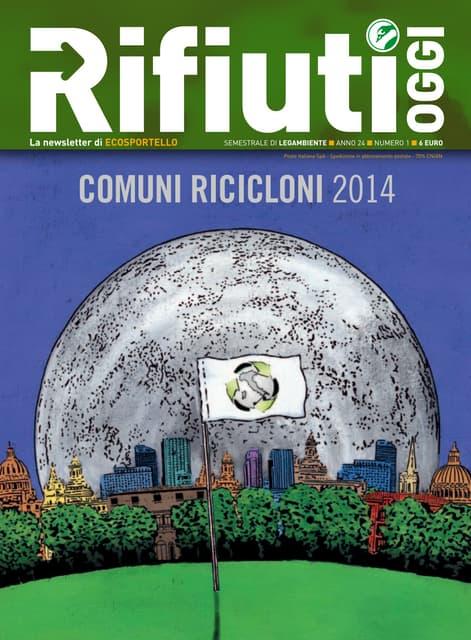 Dossier Comuni Ricicloni 2014