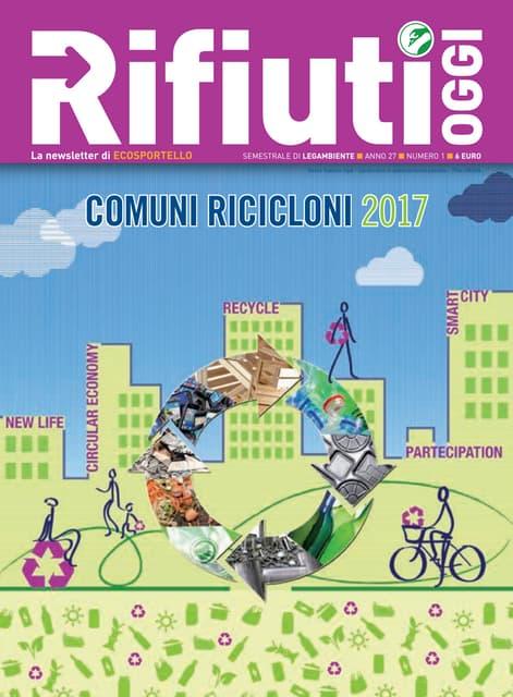 Dossier Comuni Ricicloni 2017