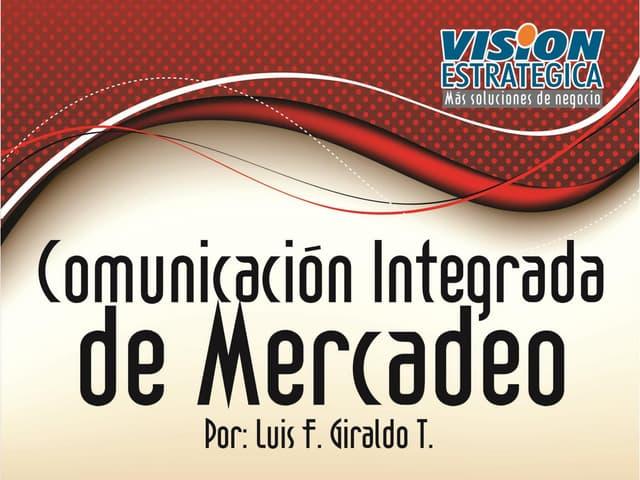 Comunicación Integrada de Marketing - Parte A