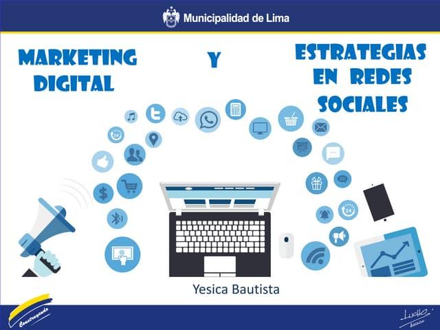 Comunicación y Marketing Digital