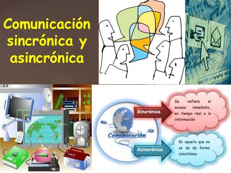 Comunicacion sincronica y asincronica.tic