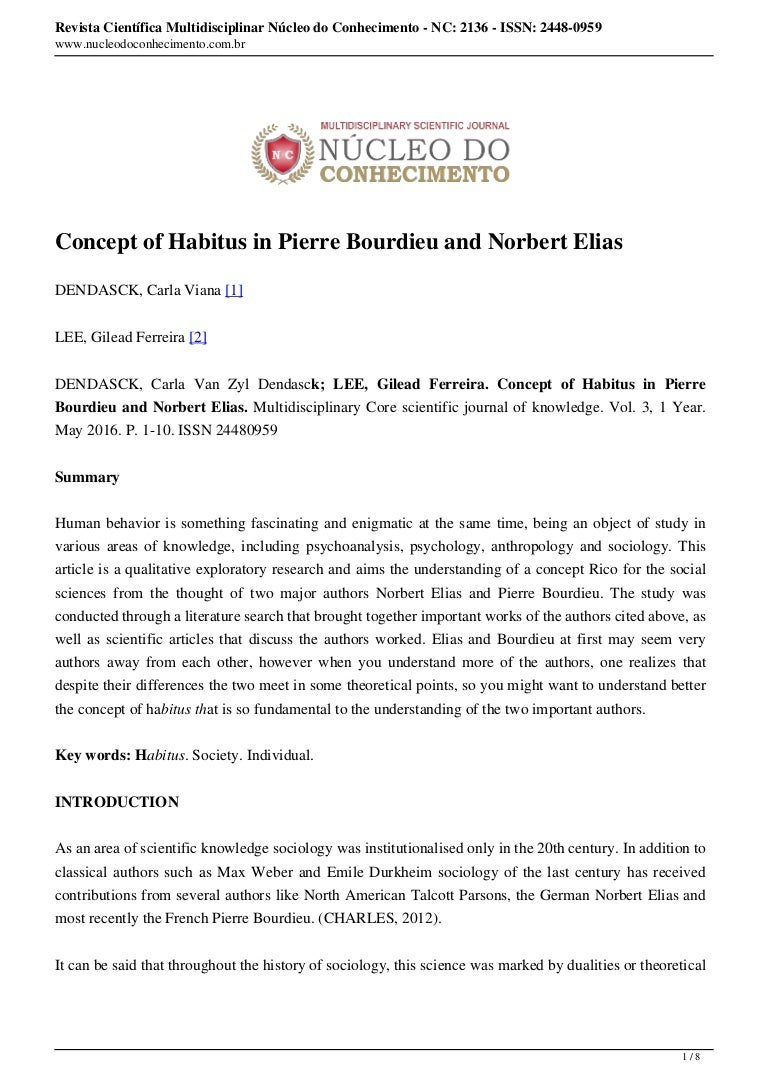 Concept Of Habitus In Pierre Bourdieu And Norbert Elias 171009195931 Thumbnail 4gcb1507580460