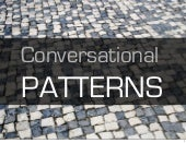 Conversational Design Part2 (outdated!)