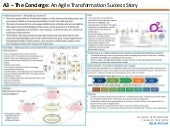 A3 - The Concierge: An Agile Transformation Story